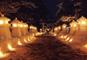 米沢の幻想的な雪景色 第41回上杉雪灯篭まつりとあつあつ米沢牛すき焼き御膳