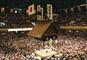 枡席で観る 大相撲一月場所 両国国技館