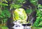 秘境・濃溝の滝、房総半島最南端「野島埼」と白浜女来島温泉