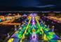 ぐんまフラワーパークイルミネーション「妖精たちの楽園」と小江戸川越たっぷり散策