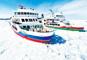 北海道オホーツク海、冬の風物詩「流氷」紀行
