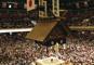枡席で観る 大相撲五月場所 両国国技館