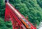 感動の大自然!黒部峡谷鉄道・立山アルペンルートとさわやか上高地