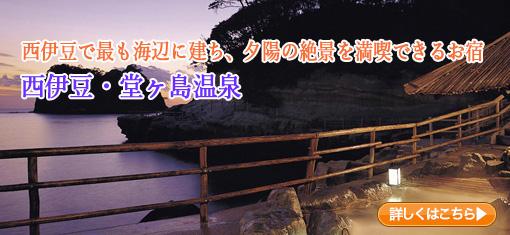 西伊豆・堂ヶ島温泉