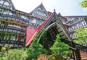 軽井沢・万平ホテル「フレンチランチ」と奥軽井沢温泉