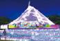 宝石の煌めき☆よみうりランド「ジュエルミネーション」と武蔵野の風情、深大寺