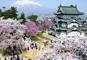 青森・弘前公園と秋田・角館 1度は行きたい みちのく二大桜名所めぐり
