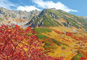 白馬八方標高1,400m 絶景のうさぎ平テラスとホテル森の風立山に泊まる2日間